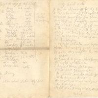 Correspondance entre Henri et sa mère : Le voyage en train en 1878
