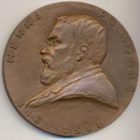 Médaille Henri Poincaré de 1954