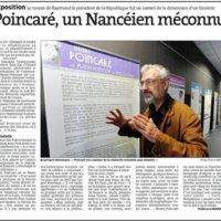 Poincaré, un Nancéien méconnu