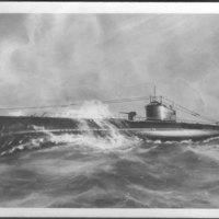 Le sous-marin Henri Poincaré, 1925-1943