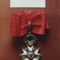 Croix de Commandeur de la Légion d'Honneur